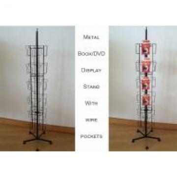 Greating Card Spinner Metal Book Display Stand
