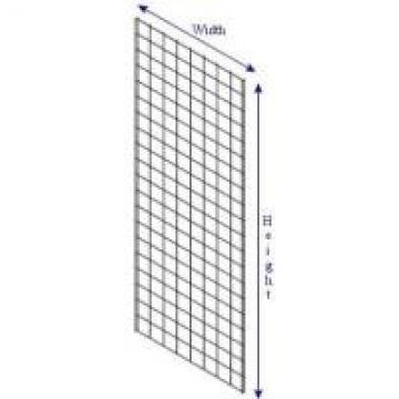 Three Sides Triangle Grocery Store Display Racks For Supmarket Metal Gridwall