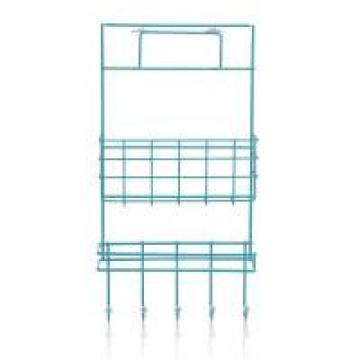 Kichen Wire Home Display Rack For Refrigerator Wall Multi Function Hanger